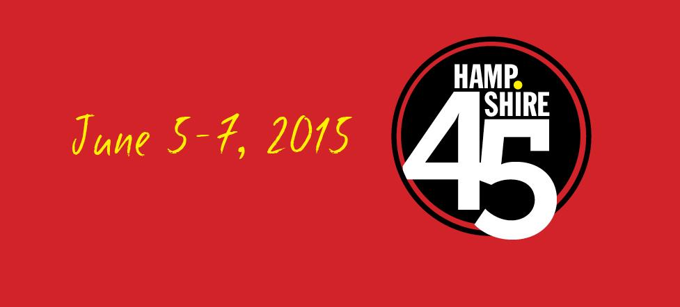 Hampshire's 45th Anniversary